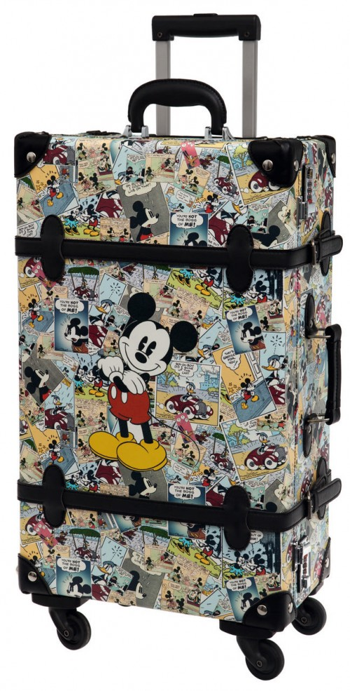 Trolley Mediano Vintage Mickey Comic 3231151