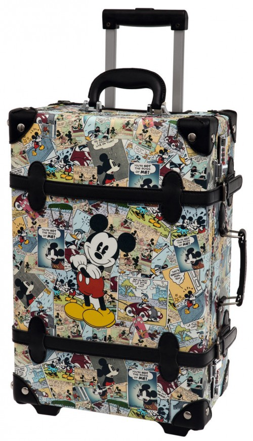 Trolley Vintage  Cabina Mickey Comic 3231051