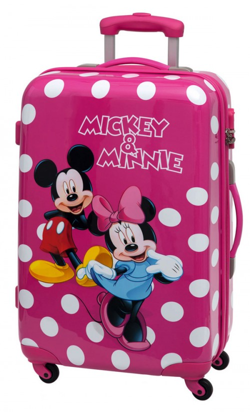 trolley mediano Mickey & Pluto Stars 2071551