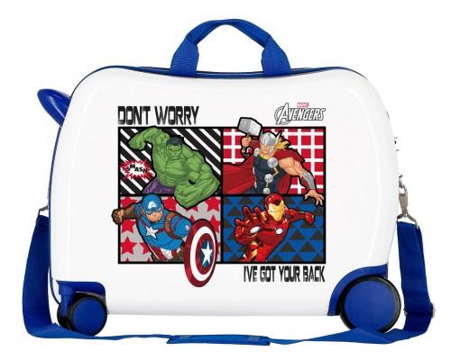 2479861 maleta infantil all avengers