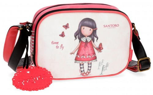 3135661 bolso bandolera Gorjuss Time To Fly