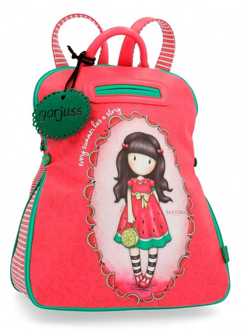 3452261 mochila 38 cm gorjuss every summer