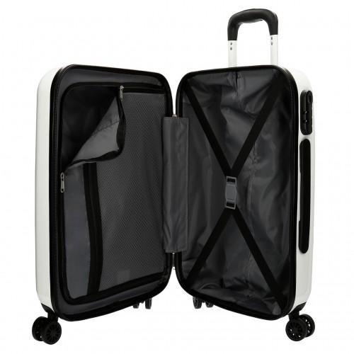 3688761 maleta cabina comic marvel beige 4 ruedas itnerior