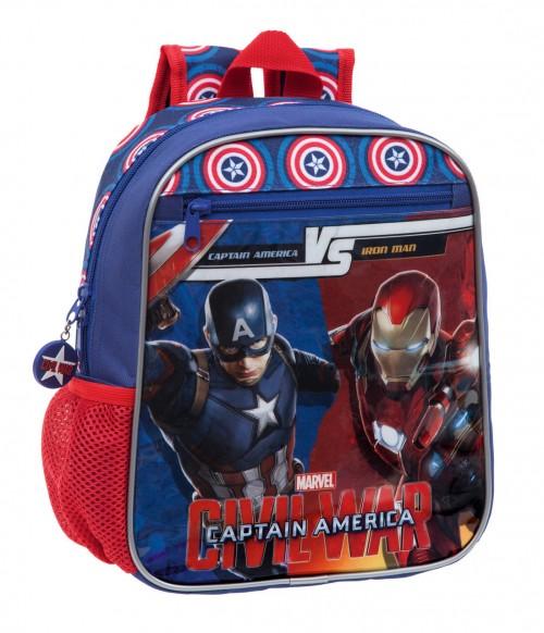 47221A1 Mochila Capitán América Civil War