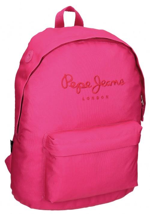 6342352  Mochila Pepe Jeans Plain Color