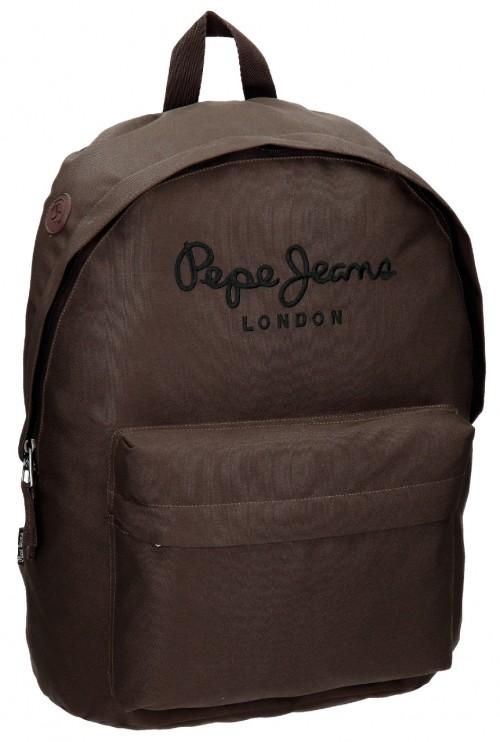 6342354  Mochila Pepe Jeans Plain Color