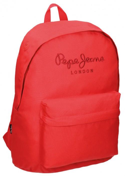 6342355  Mochila Pepe Jeans Plain Color