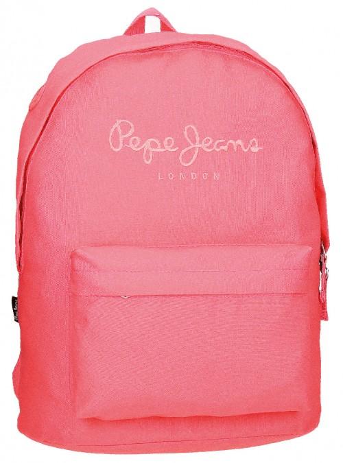 6342357  Mochila Pepe Jeans Plain Color