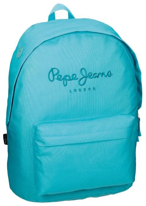6342358  Mochila Pepe Jeans Plain Color