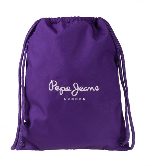 6343856  Gym Sac Pepe Jeans Plain Color