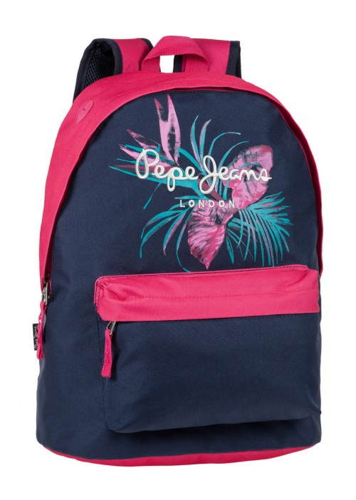 63723A1 Mochila Pepe Jeans Honey Adaptable a Carro