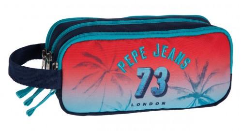 6434751 Portatodo triple Pepe Jeans Dario