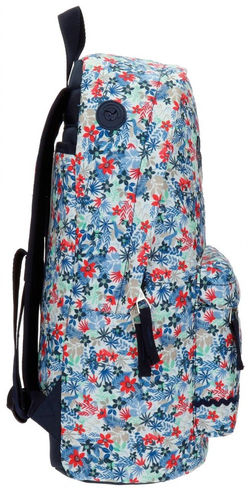 Mochila Pepe Jeans  65123A1 lateral