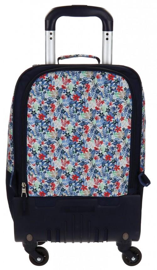 Mochila Trolley 4 Ruedas Pepe Jeans 6512851 doral