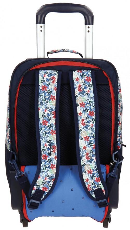 Mochila Trolley 4 Ruedas Pepe Jeans 6512851 doral 2
