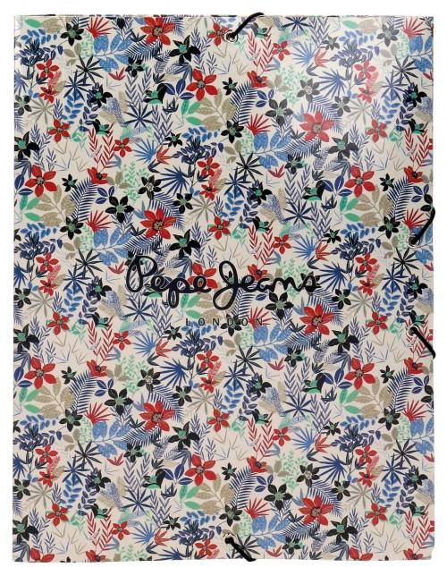 Carpeta con gomas Pepe Jeans 6519751