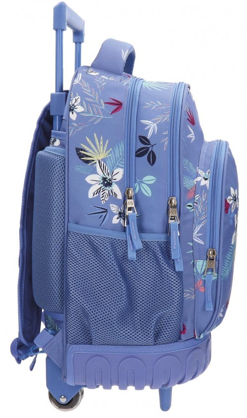 Trolley Mochila Compacta Pepe Jeans 6522951 lateral