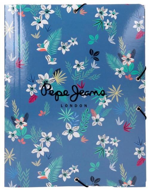 Carpeta 2 Gomas Pepe Jeans 6529751