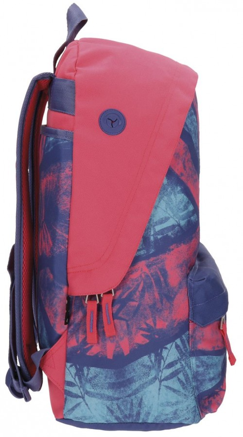 Mochila Adaptable Pepe Jeans 65323A1 lateral