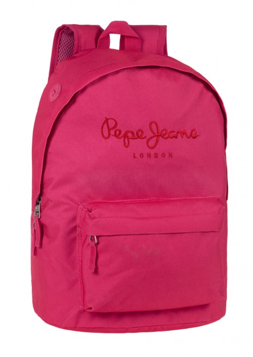 Mochila Pepe Jeans Plain  Color 6342352