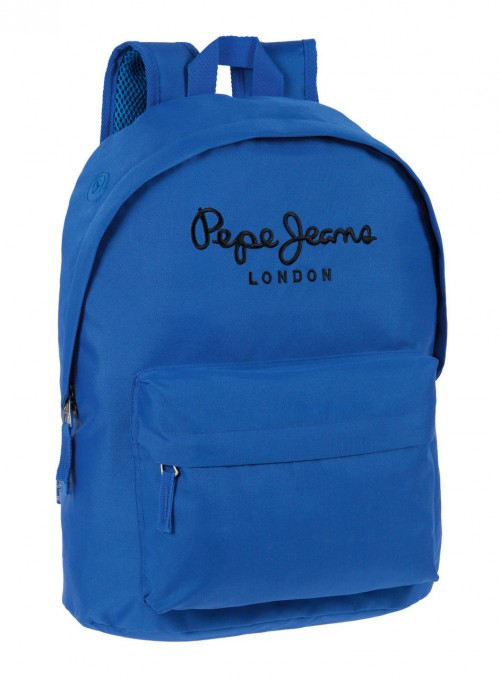Mochila Pepe Jeans Plain  Color 6342353