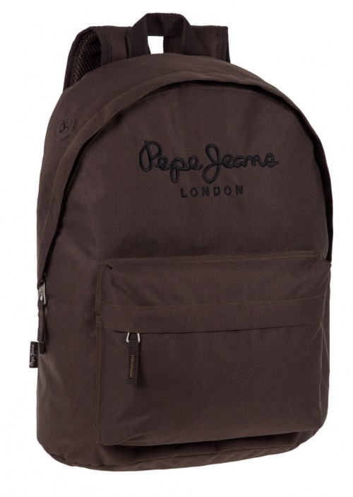 Mochila Pepe Jeans Plain  Color 6342354