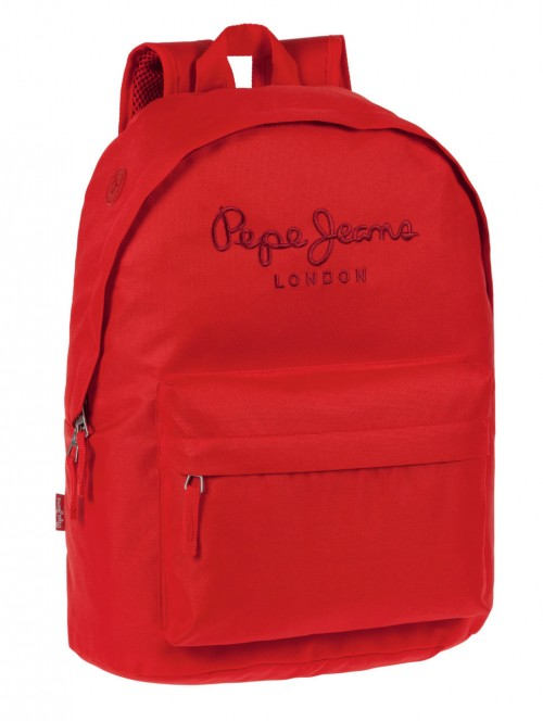 Mochila Pepe Jeans Plain  Color 6342355
