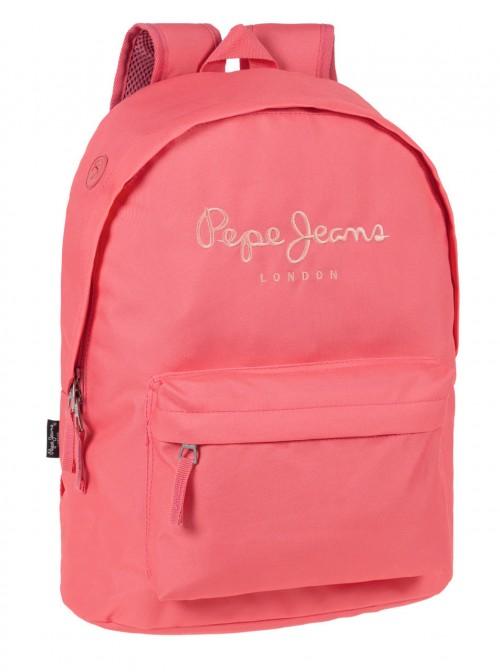 Mochila Pepe Jeans Plain  Color 6342357