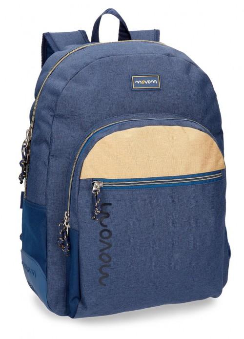 3182562 mochila reforzada movom babylon azul