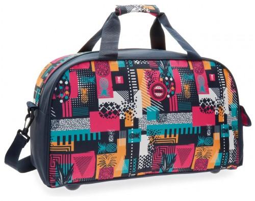 3363361 bolsa de viaje 45 cm movom pineapple