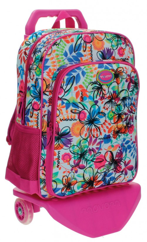 34423M2 34423M2 Mochila Movom Tropic Light con Carro