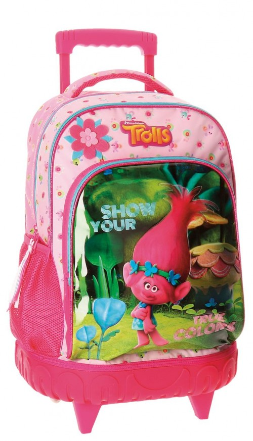 2752951 mochila compacta trolls true colors