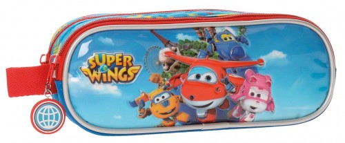 Portatodo Doble Compartimento Superwings 2844251