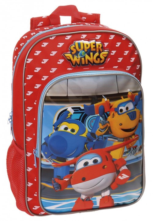 40523B1 mochila 38 cm adaptable super wings