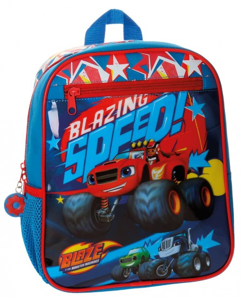 48121A1 mochila 28 cm  adaptable  blaze race