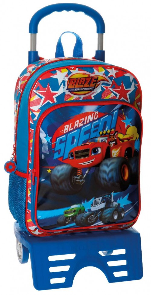 48123M1 mochila 38 cm carro blaze race