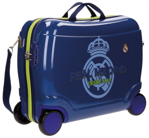 Maleta 4 Ruedas Real Madrid 50 cm 5629952