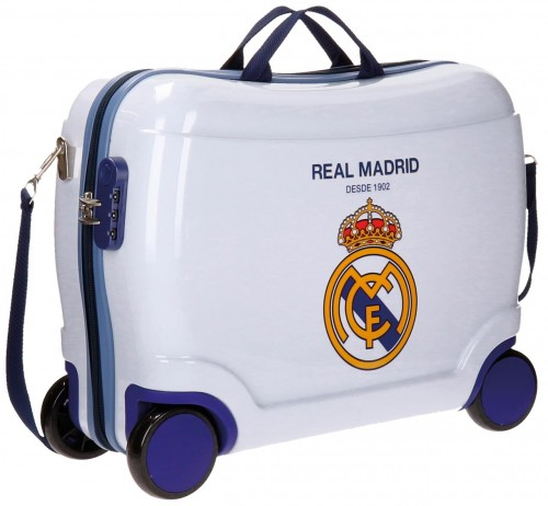 Maleta 4 Ruedas Real Madrid 50 cm 5629953