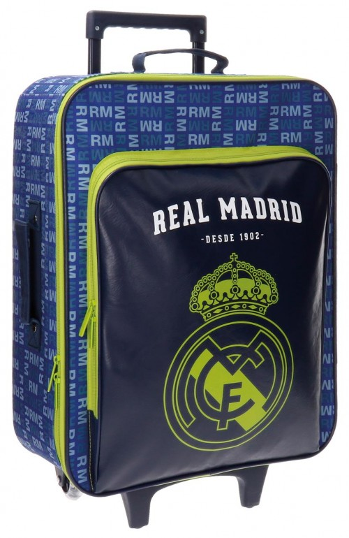 Maleta Trolley Real Madrid Bolsillo  5649052
