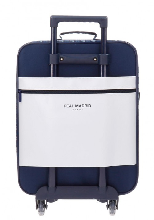 Maleta Trolley Real Madrid dorsal 5649053-3