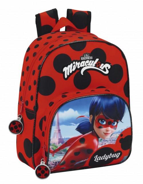 Mochila Infantil Ladybug 611702609