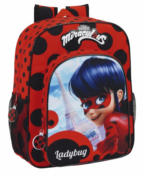 Mochila Junior Ladybug 611702640
