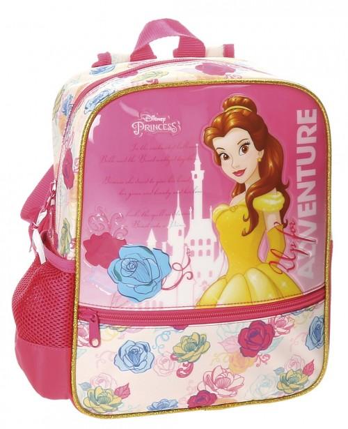 Mochila Adaptable Princesas 28 cm 20121B1