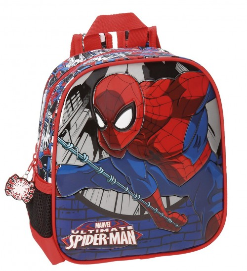Mochila Adaptable Spiderman 25 cm 21620B1