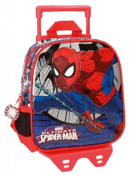 Mochila Carro Spiderman 25 cm 21620N1
