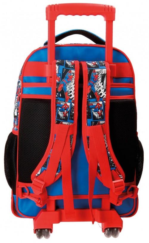 Mochila Compacta Spiderman 2162961 dorsal 1