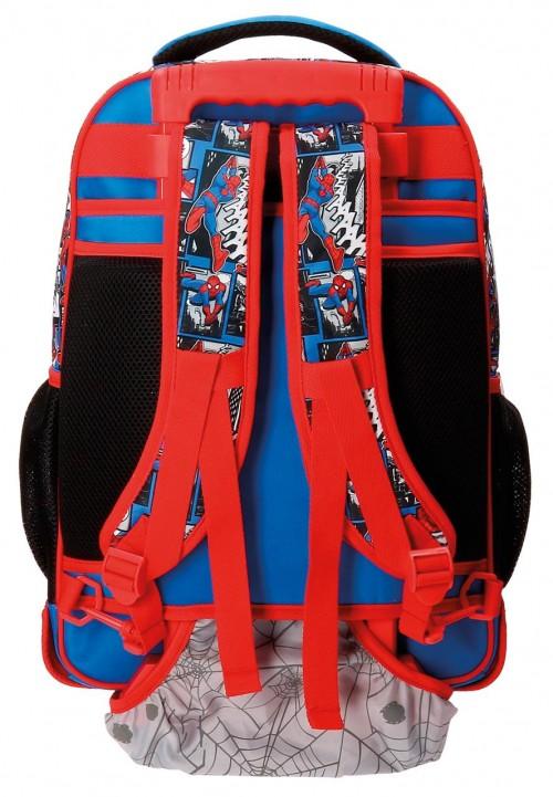 Mochila Compacta Spiderman 2162961 dorsal 2