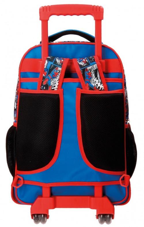 Mochila Compacta Spiderman 2162961 dorsal  3