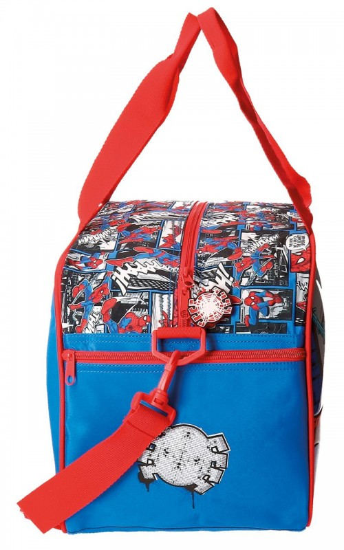 Bolsa de Viaje Spiderman 2163361 lateral