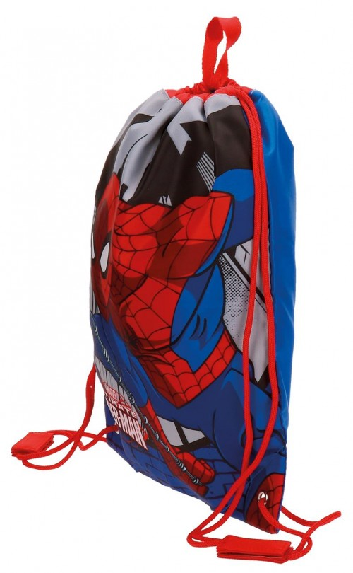 Gym Sac Spiderman 2163861 lateral